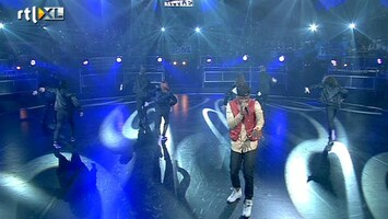 The Ultimate Dance Battle - Openingsdans Met Labrinth