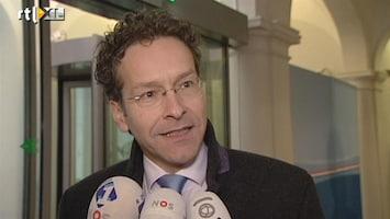 RTL Nieuws Dijsselbloem optimistisch over miljard korting Nederland
