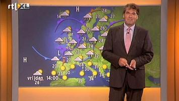 RTL Nieuws Vakantieweer: voor de zon naar 't zuiden