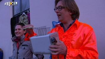 RTL Nieuws Mooie rommel te koop op vrijmarkt Utrecht