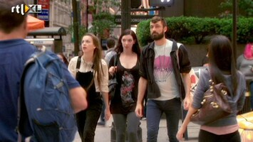 Project Catwalk (nl) Inspiratie opdoen in NY