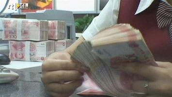 RTL Nieuws Economische groei China laat te wensen over