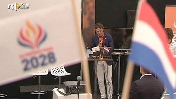 RTL Nieuws Eurlings volgt koning op bij IOC