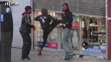 RTL Nieuws Rellen Londen ook in andere wijken