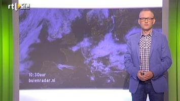 RTL Weer Buienradar Update 3 juni 2013 12:00 uur