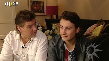 RTL Boulevard Danny Froger in voetsporen van zijn vader