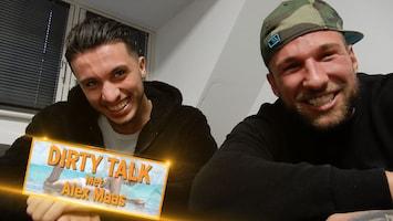 Dirty Talk: Alex en Karim over eerste aflevering Temptation Island