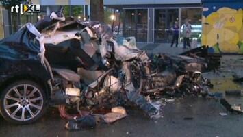 RTL Nieuws Twee vrouwen overleden door ongeval Rotterdam