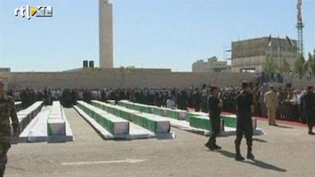 RTL Nieuws Israël draagt Palestijnse lichamen over