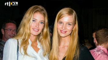RTL Boulevard Model Anne-Marie van Dijk in bres voor jonge modellen