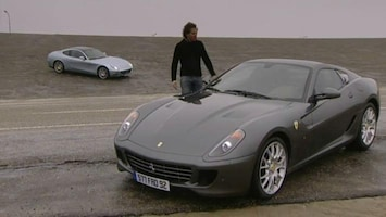 RTL Autowereld Ferrari 599 Fiorano & 612 Scaglietti