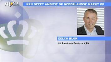 RTL Z Nieuws KPN zet in op groei in Belgie en Duitsland