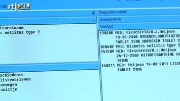 RTL Nieuws Strengere privacyregels voor patiëntendossier