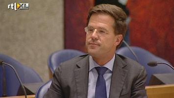 RTL Nieuws Kamer verdeeld over standpunt op eurotop