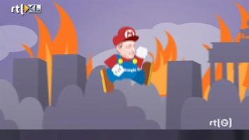 RTL Nieuws Super Mario legt bal bij politiek