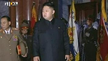 RTL Nieuws Begrafenis Kim Jong-Il begonnen
