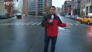 RTL Nieuws New York lijkt een spookstad
