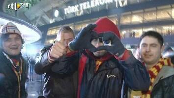 RTL Nieuws Fans Galatasaray in extase door komst Sneijder