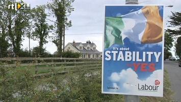 RTL Nieuws Meeste Ieren lijken toch ja tegen Europa te zeggen