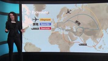 Nieuwe zijderoute slecht voor Schiphol (maar goed voor de wereld)