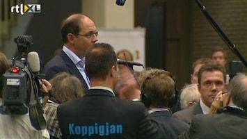 RTL Nieuws CDA sluit gelederen tegen PVV
