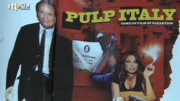 RTL Nieuws Opnieuw forse tegenslag voor Berlusconi