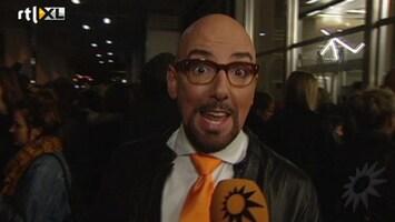 RTL Boulevard Maik de Boer omringd door jong talent