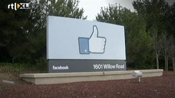 RTL Nieuws Facebook voor recordbedrag naar de beurs