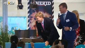 RTL Boulevard Willem-Alexander geeft startsein voor Cinekid