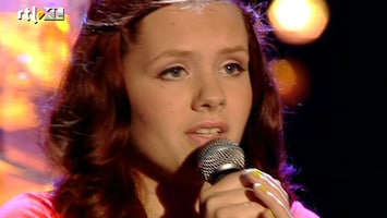 X Factor - Milou Zingt Ain't No Sunshine - Sing-off
