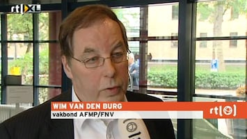 RTL Z Nieuws Ruzie binnen het FNV om pensioenakkoord: een verslag