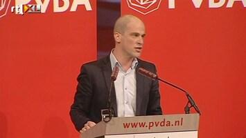 RTL Nieuws Samsom nu ook formeel partijleider