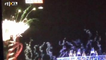 Editie NL 'Ufo' gespot tijdens Spelen