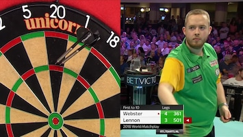 RTL 7 Darts: World Matchplay Afl. 2