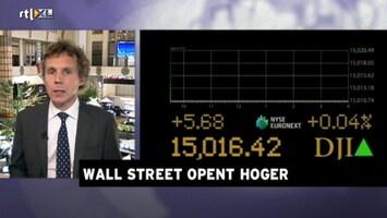 Rtl Z Opening Wall Street - Afl. 164
