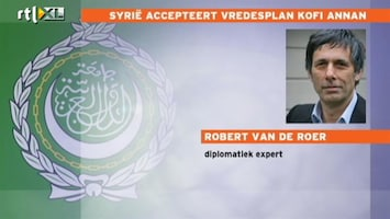 RTL Nieuws Syrische militairen in Libanon