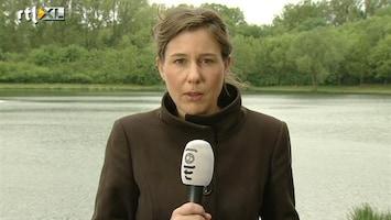 RTL Nieuws Duikers gaan de visvijver minutieus doorzoeken
