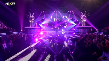 The Voice Of Holland: The Results The Voice Of Holland /15
