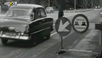 RTL Nieuws 75 jaar snelweg in Nederland