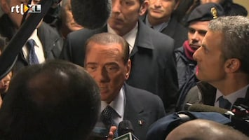 RTL Nieuws Bersani de grootste in parlement, Berlusconi in senaat