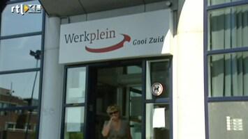 RTL Nieuws Werkloosheid nadert half miljoen