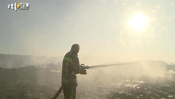 RTL Nieuws Arrestaties vanwege duinbranden