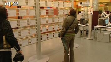 RTL Nieuws Werkloosheid blijft maar stijgen
