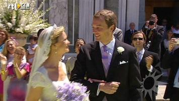 RTL Boulevard Huwelijk Prinses Carolina met Albert Brenninkmeijer