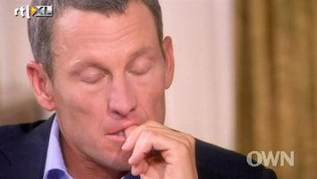 RTL Nieuws Armstrong vindt levenslange schorsing te hoge straf