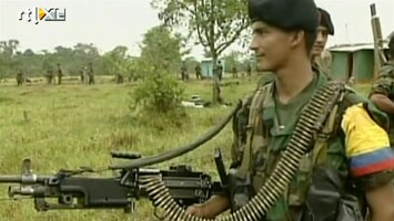 RTL Nieuws FARC wil gevangenen vrijlaten