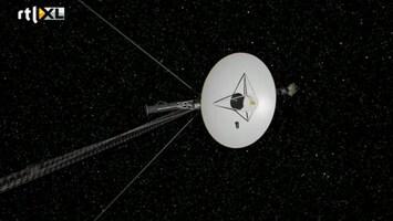 RTL Nieuws Voyager nu in de lege ruimte