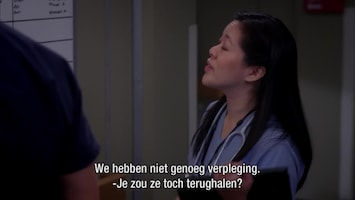 Grey's Anatomy - Transplant Wasteland