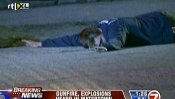 RTL Nieuws 'Verdachte aanslagen Boston aangehouden'