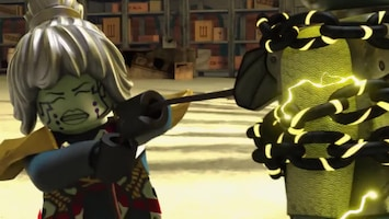 LEGO Ninjago: Secrets Of The Forbidden Spinjitzu
